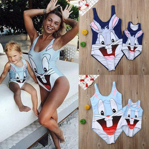 Cartoon Bunny Cute Matching! - Fashionsarah
