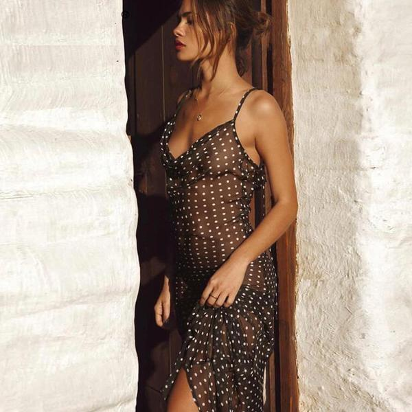 Summer Mesh Dress.Hard to resist! - Fashionsarah
