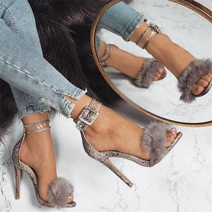 Summer Sexy High Heels! - Fashionsarah
