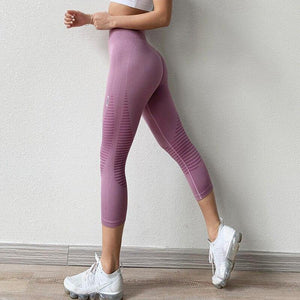 Fitness Workout Leggings. - Fashionsarah