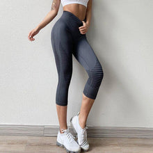 Load image into Gallery viewer, Fitness Workout Leggings. - Fashionsarah