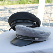 Load image into Gallery viewer, British military Cap!Hot or Not? - Fashionsarah
