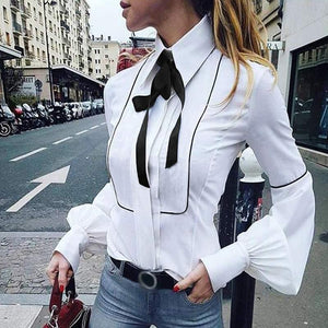 Ladies Office Shirt! - Fashionsarah