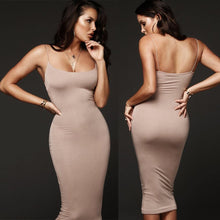 Load image into Gallery viewer, Bodycon Slim Midi Dress! - Fashionsarah