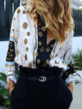 Load image into Gallery viewer, Office Lady Elegant Blouse. - Fashionsarah