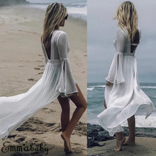 Load image into Gallery viewer, Pure lovely Beach Cover up! - Fashionsarah