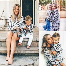 Load image into Gallery viewer, Leopard Sweater Matching - Fashionsarah