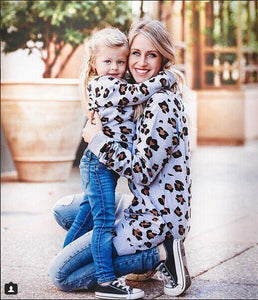 Leopard Sweater Matching - Fashionsarah