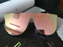Load image into Gallery viewer, Unique Mirror Square Sunglasses - Fashionsarah.com