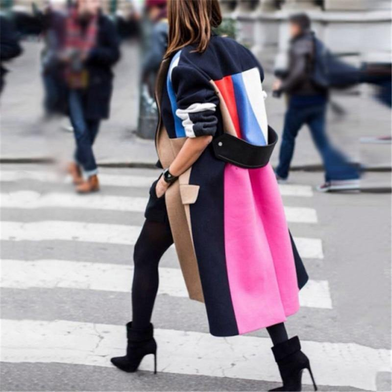 Street Coat Fashion! - Fashionsarah