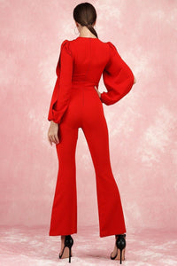 Elegant Bodycon Jumpsuit! - Fashionsarah