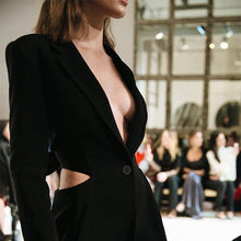 Load image into Gallery viewer, Hollow Out Blazer - Fashionsarah.com