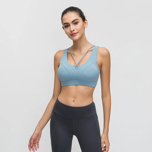Sports Push Up Bra - Fashionsarah