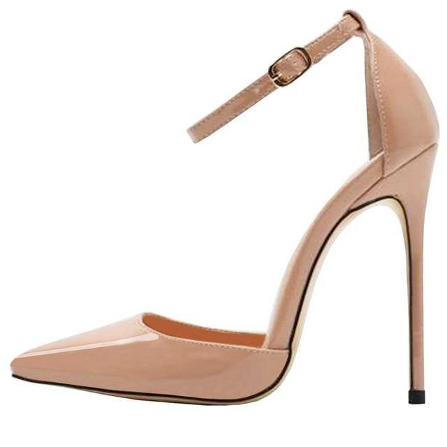 Ankle Strap Stiletto