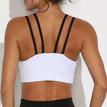 Load image into Gallery viewer, Athletic Vest Bra - Fashionsarah