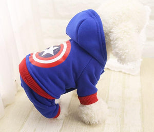 Pet Jumpsuits Outfit XS-XXL