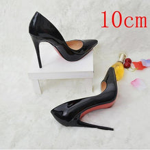 Load image into Gallery viewer, High heels 8-10-12cm