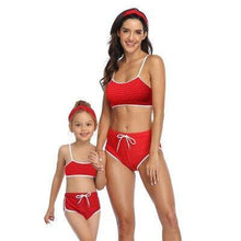 Load image into Gallery viewer, family swimwear matching - Fashionsarah.com