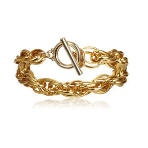 Elegant Golden Metal - Fashionsarah.com