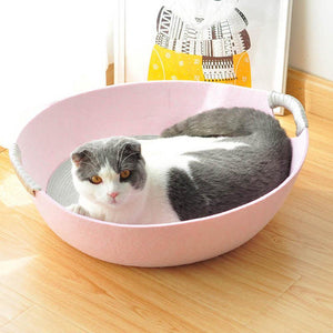 Lounge Bed Bowl Pot Pet - Fashionsarah.com
