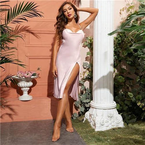 Satin Night Sleepwear