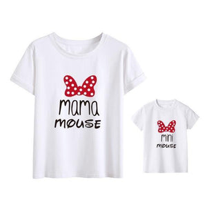 MINI and MAMA Fashion Look
