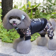 Load image into Gallery viewer, FBI Pet Outfit - Fashionsarah.com