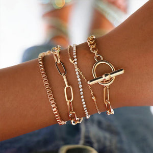 Boho Easy Hook 5PCs