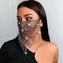 Load image into Gallery viewer, Bohemia Bling Face Mask