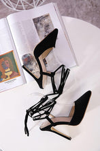 Load image into Gallery viewer, Sweet Ankle Strap Stiletto