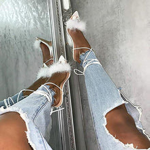 Load image into Gallery viewer, 2021 Cross Strap Heels - Fashionsarah.com