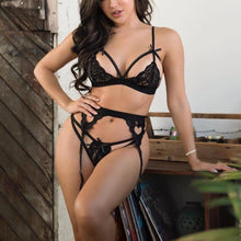 Load image into Gallery viewer, Femme Lingerie Sets - Fashionsarah.com