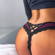 Load image into Gallery viewer, Sexy Lace Panties - Fashionsarah.com