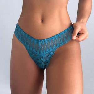 G lace thong underwear
