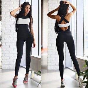 Fitness Bodycon Jumpsuits! - Fashionsarah