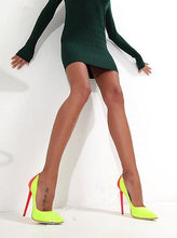 Load image into Gallery viewer, Candy Mixed Color Heels. - Fashionsarah