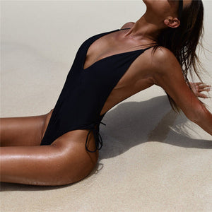 HOLLA High Cut Monokini! - Fashionsarah