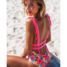 Load image into Gallery viewer, New Ruffle Brazilian Beachwear. It does not get any sweeter than this. - Fashionsarah