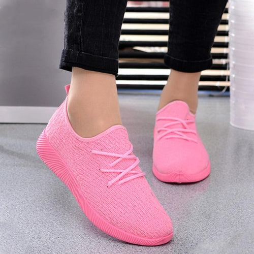 Soft & Candy Sneakers! - Fashionsarah