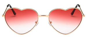 Heart LOVE Sunglasses. - Fashionsarah