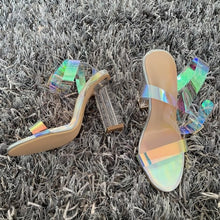 Load image into Gallery viewer, Best Selling!Transparent Heels. - Fashionsarah