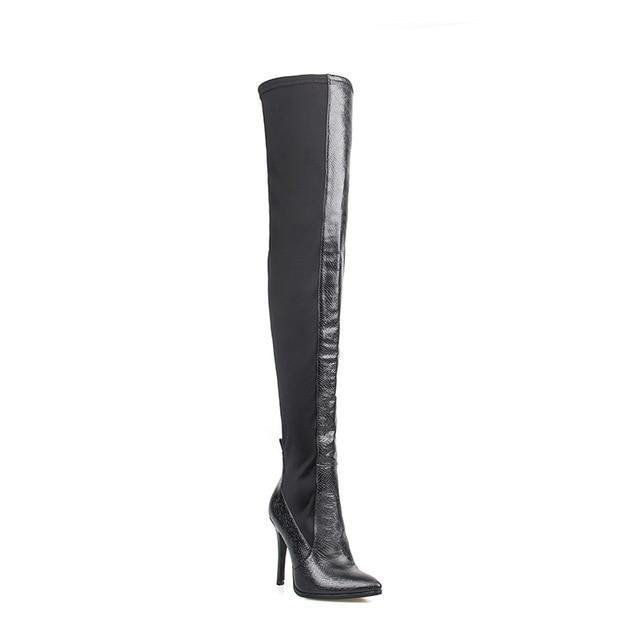 New Stretch Slim Boots! - Fashionsarah