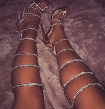 Load image into Gallery viewer, Luxury Crystal Stiletto! - Fashionsarah