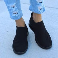 Load image into Gallery viewer, Smooth Sock Shoes. - Fashionsarah