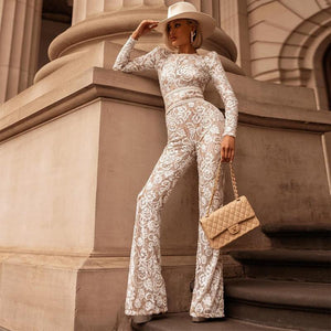 Luxury Celebrity Jumpsuit! - Fashionsarah