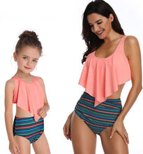 Load image into Gallery viewer, Mommy and daughter bikini. Isn't it hard picking just one? - Fashionsarah