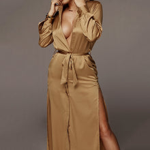 Load image into Gallery viewer, Satin Loose Outfit. - Fashionsarah