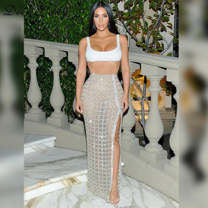 Kim's Bodycon Mesh Dress! - Fashionsarah