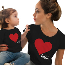 Load image into Gallery viewer, Mother Daughter Heart T-Shirts . What's not to love? - Fashionsarah
