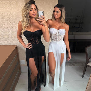 New Strapless Sexy Dresses - Fashionsarah